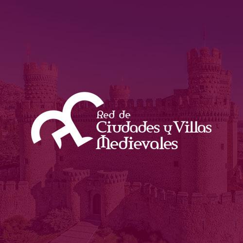 Red de Ciudades y Villas Medievales