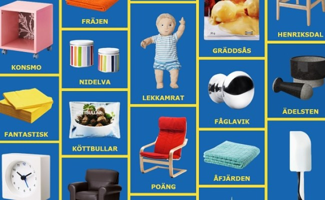 11 Things You Never Knew About Ikea Weird Names Most