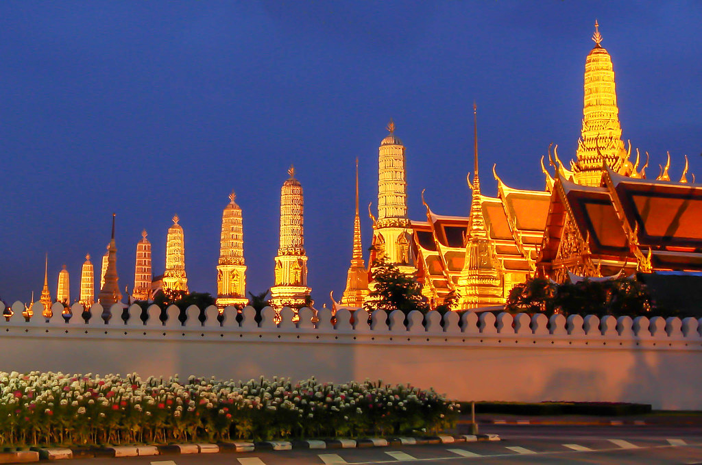 Chiang Mai queen pagoda photo