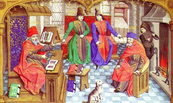 Patristica e scolastica - due pietre miliari filosofia medievale