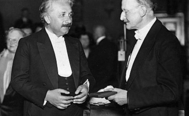 Einstein Il Premio Nobel Per La Teoria Dell Effetto
