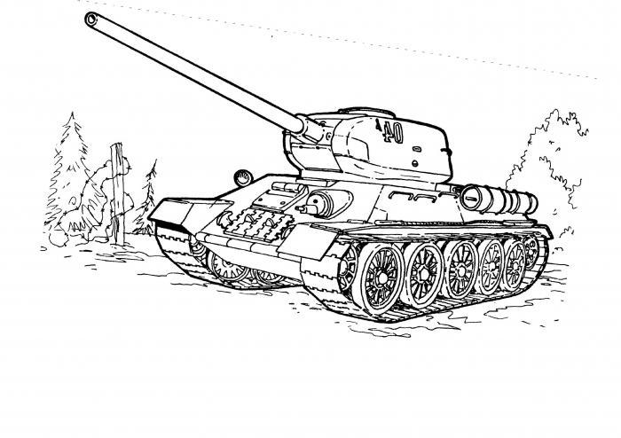 Wie man Panzer Tipps Zeichnen