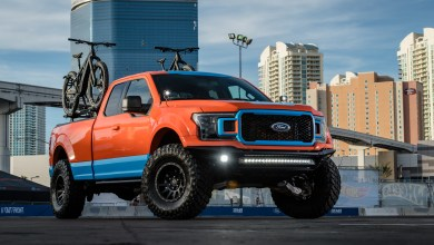 "Photo of F-150 Collects SEMA 2018 ""Truck Of The Year"" Award:"