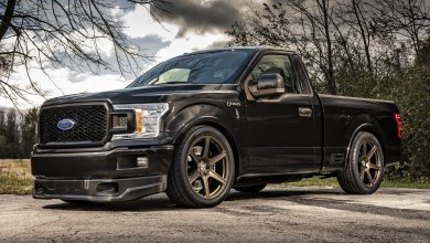 Photo of SpeedKore & Country Star Brantley Gilbert Create One Bad F-150: