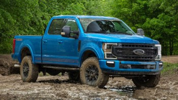 2020 Ford F-250 Tremor SuperCrew 4x4. (Ford).