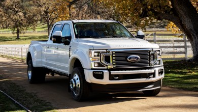 Photo of 2020 Ford F-Series Super Duty Re-Claims Its Best-In-Class Diesel Ratings: