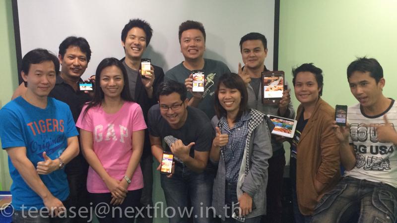 Adobe Edge Reflow for Web designer training by nextflow teerasej-12