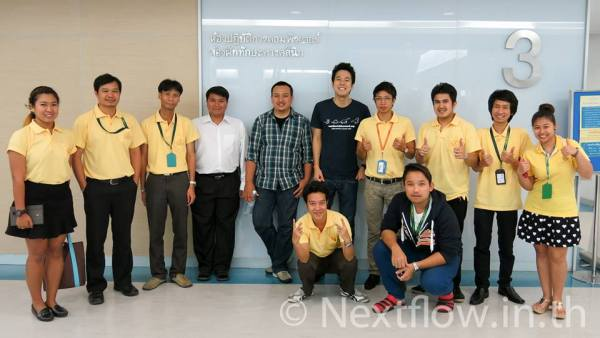 Responsive Web Design Workshop at Ramathibodi Hospital