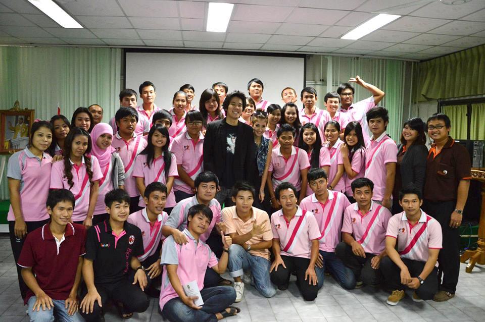 Nextflow - iOS Android App PhoneGap training - Rajaphat Phetburi