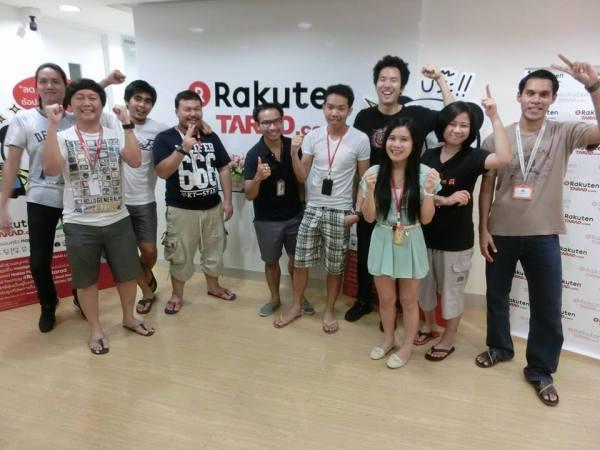 Nextflow - iOS Android App PhoneGap training - Rakuten TARAD com
