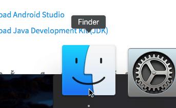 Finder Program