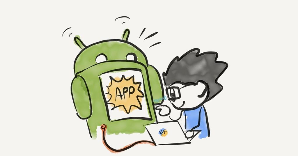 """วิธีแก้ปัญหา The """"android"""" command is no longer available."""