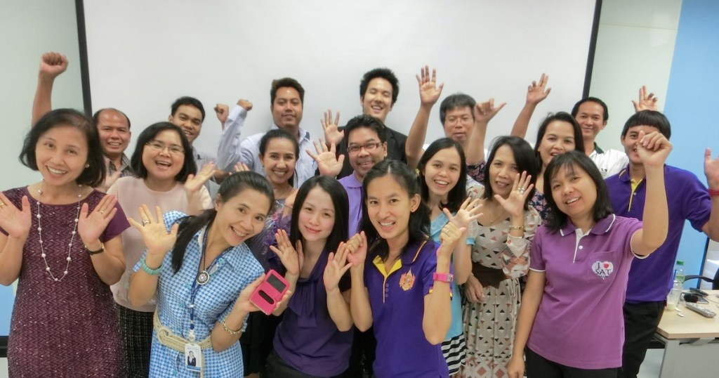 HTML 5 & Responsive at Kasetsart April 2015