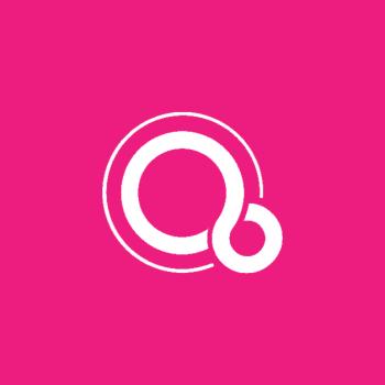Fuchsia OS - Cover Pink
