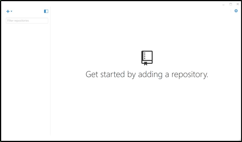 Github Desktop บน Windows