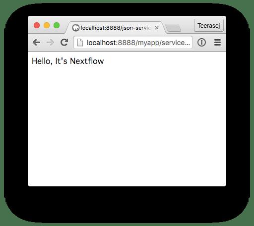 PHP Slim Web API return string