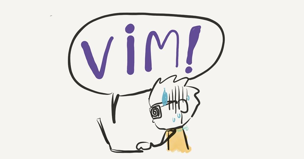 วิธีใช้งาน VIM ที่เกิดจากคำสั่ง git commit