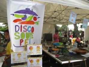 disco soup free soup!