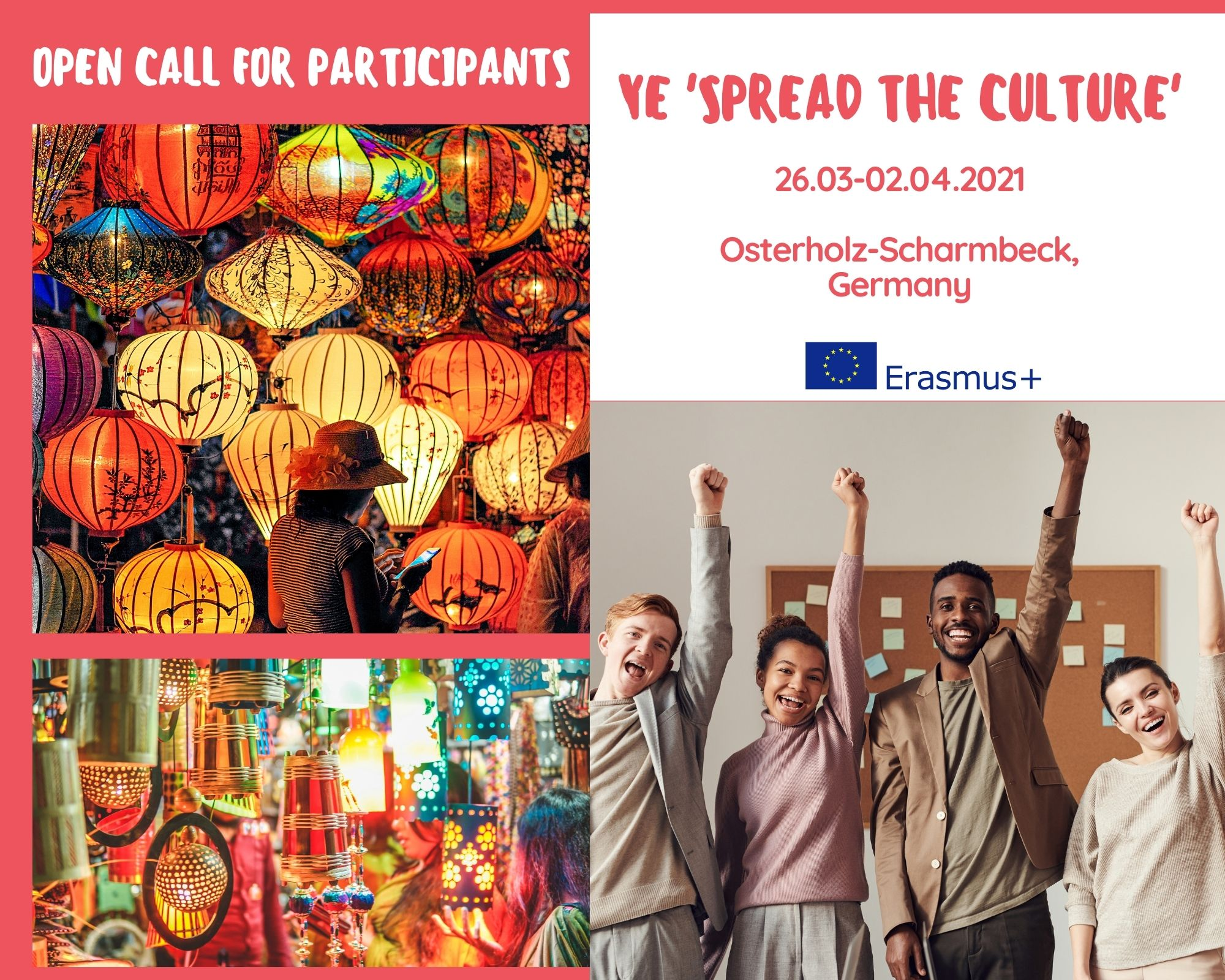 Call for Participants