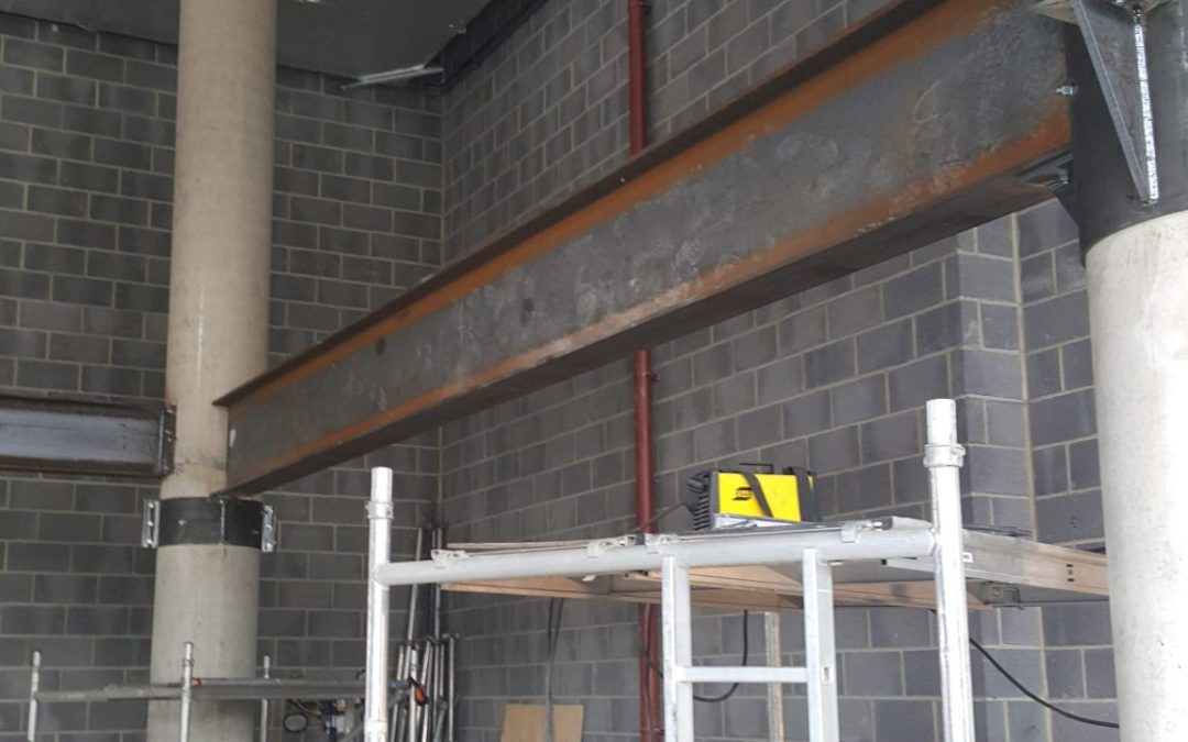 On-Site Structural Fabrication