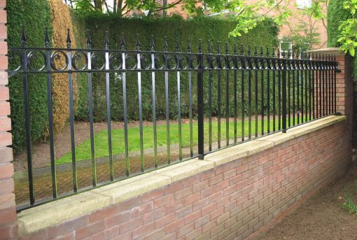 Galvanised Steel Railing Contract