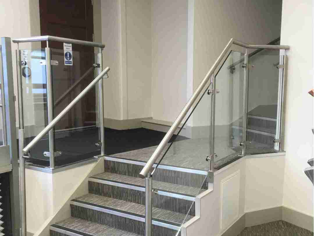 Stainless Steel Staircase Balustrade Portsmouth
