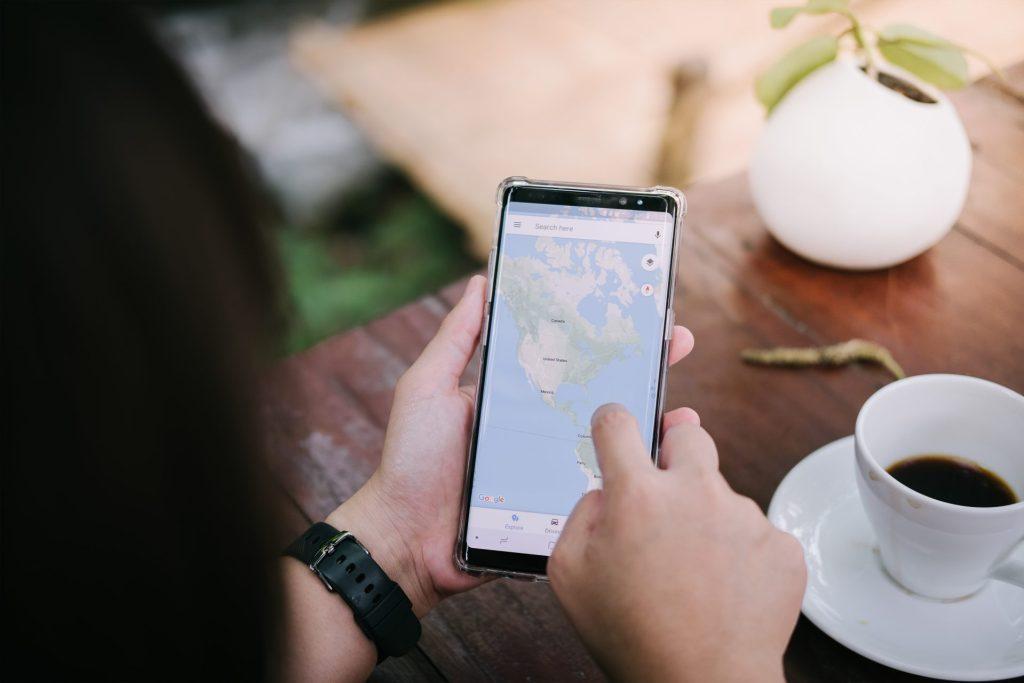 Google Maps dla Firm