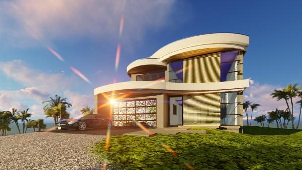 Caribbean Islands Luxury Resort Home