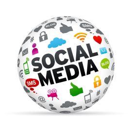 social-media-ball