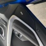 Carbon Fiber Interior Door Handle Trim   2016-2020 Chevy Camaro