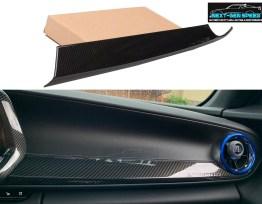Carbon Fiber Dashboard Overlay | 2016-2020 Camaro