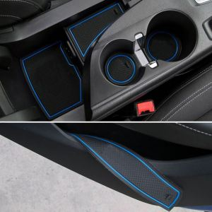 Interior Non-Slip Rubber Mats (9 PC) | 2016-2020 Camaro