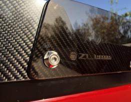 Blade Carbon Fiber Wicker Bill | 16-19 Camaro