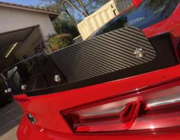 Blade Carbon Fiber Wicker Bill | 16-19 Camaro