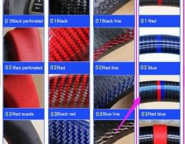 Custom Carbon Fiber Steering Wheel | 2016-2020 Camaro