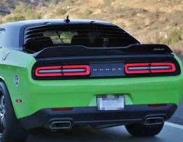 Dodge Challenger Scat/SRT Spoiler