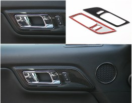 Colored Door Handle Trim | 2015-2020 Ford Mustang