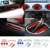 Colored Interior Vent Trim Kits | 2015-2020 Ford Mustang(12 PCS)
