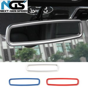 Rear View Mirror Frame | 2015-2021 Ford Mustang
