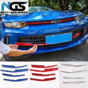 Grille Trim Covers | 2016-18 Chevy Camaro LT/RS