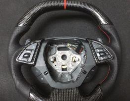 Carbon Fiber Steering Wheel | 2016-2020 Chevy Camaro