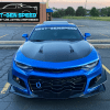 ZL1 1LE Bumper Conversion Kit | 2016-2018 Chevy Camaro LT/RS/SS