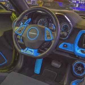 Blue Interior Trim Kit | 2016-19 Camaro