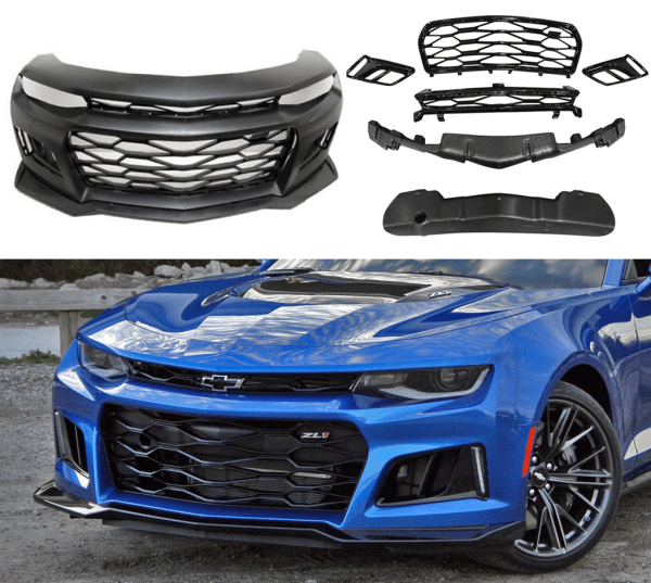 ZL1 Bumper Conversion | 2016 – 2018 Chevy Camaro