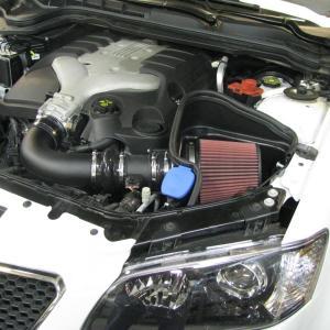 Roto-Fab Air Intake System w/ Black Oiled Filter | 2008-09 Pontiac G8 V6/LY7