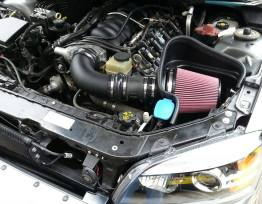 Roto-Fab Cold Air Intake w/ Dry Filter | 2011-13 Chevy Caprice