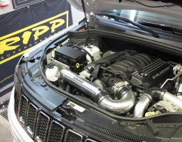 Jeep Supercharger 2015 Grand Cherokee WK2 3.6L Silver RIPP Superchargers