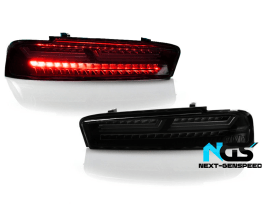 Helix Sequential LED Dark Tail Lamps | 2016-18 Camaro