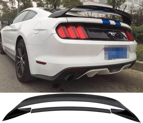 GT350R Spoiler (Matte, Gloss, Or Carbon Fiber) | 2015-2021 Ford Mustang