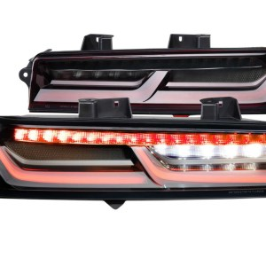 Morimoto Smoked Sequential Tail Lights | 2014-2015 Camaro